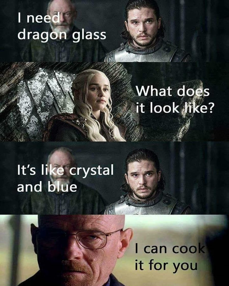 Most Entertaining Game Of Thrones Memes In The Web