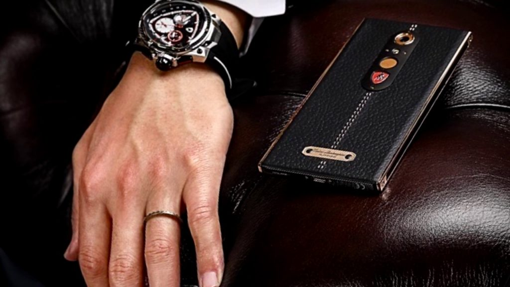 alpha one lamborghini new android phone