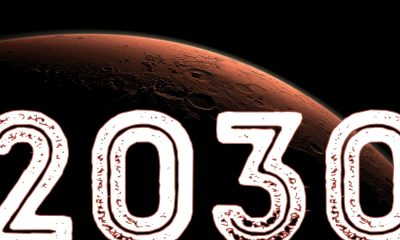 """MARS 2030"" VR game to experience MARS mission"