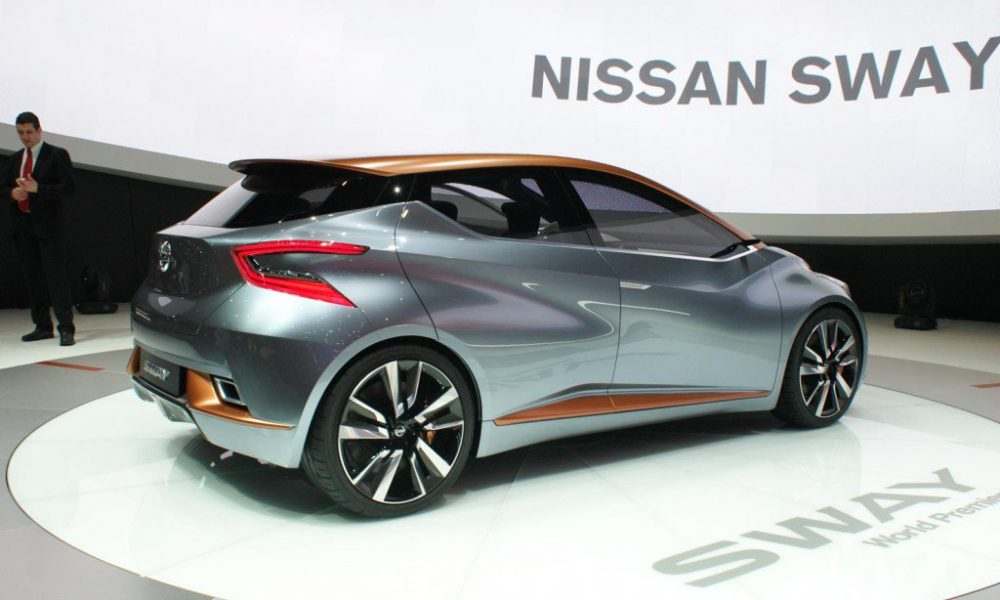 Next Nissan LEAF images leaked again
