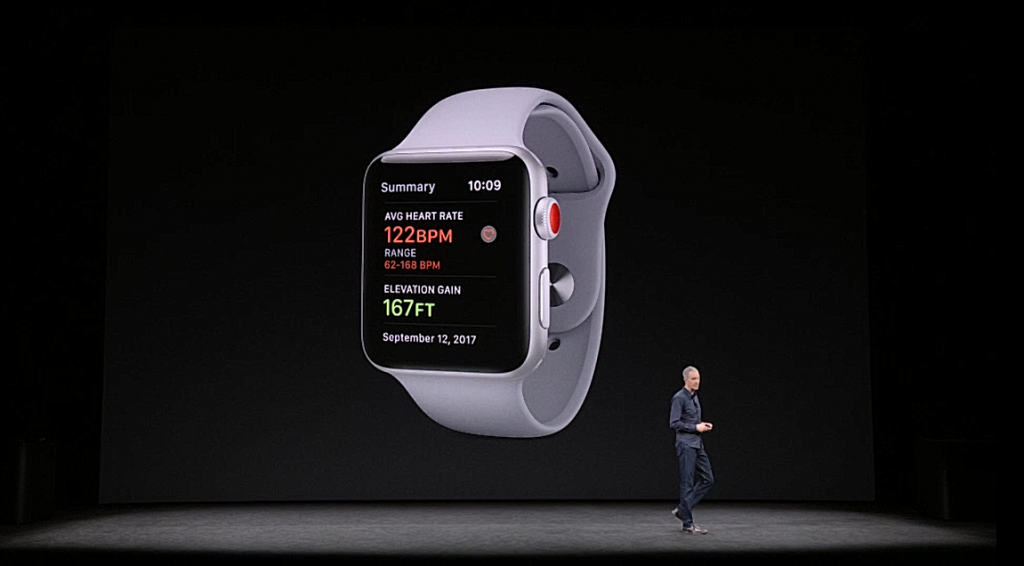 Apple Watch 3 with cellular pre-order