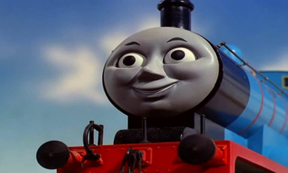 This brilliant thomas the train naked think only!