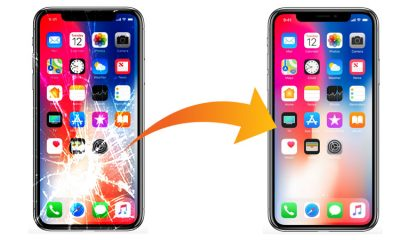 iPhone X repairing costs