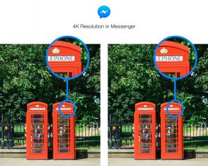 Facebook messenger update