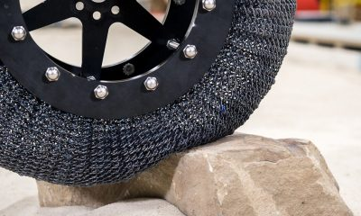 superelastic tire