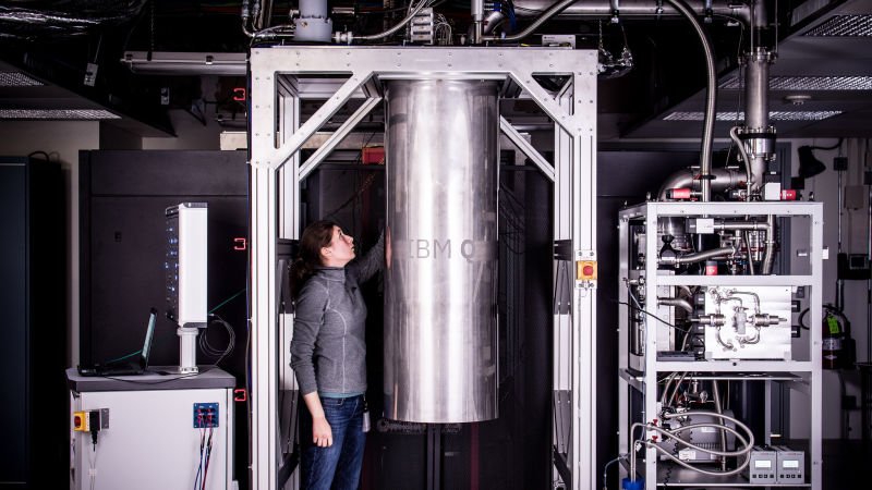 IBM announces new advanced quantum computers