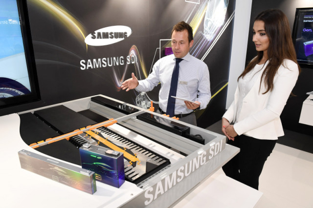 samsung's new battery technology
