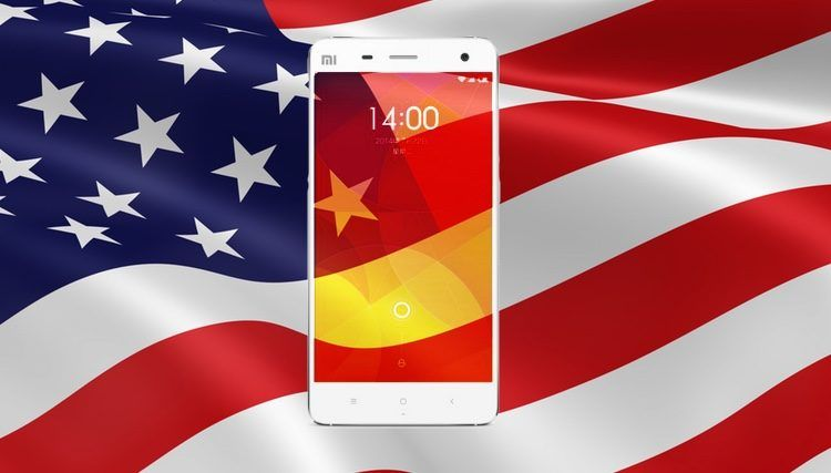 Xiaomi smartphones in the USA