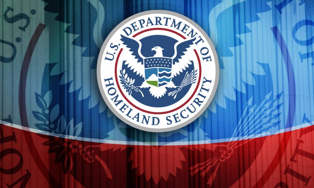 The Us Department Of Homeland Security Looks For Building A Media