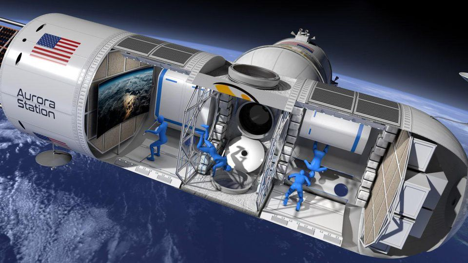 World's First Luxury Space Hotel to Launch by 2022