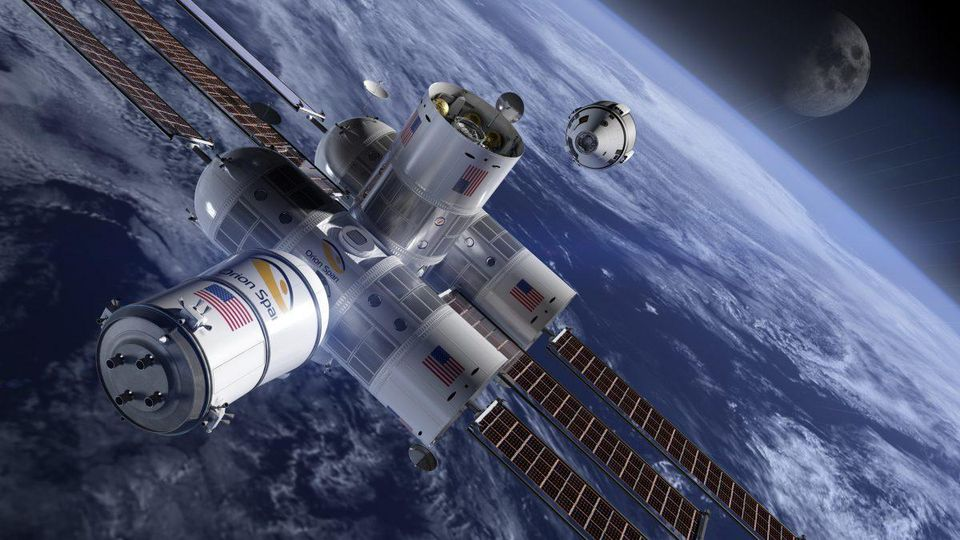 Book an Exclusive Trip to World's First Space Hotel