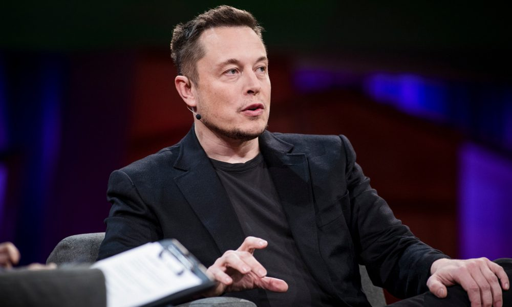Elon Musk says Tesla planning 'thorough reorganisation'