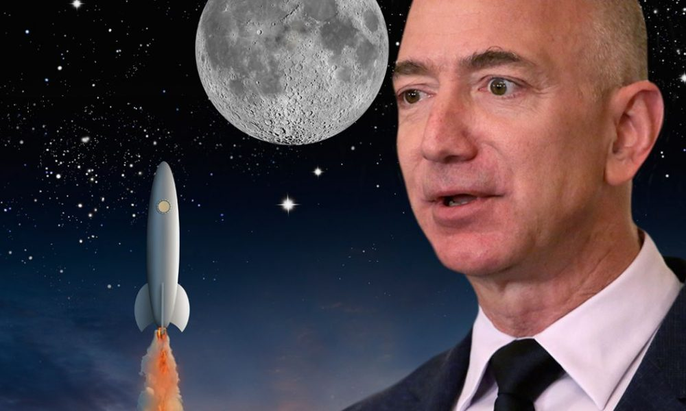 Jeff Bezos Talks Moon Colonization With Blue Origin Thetechnews