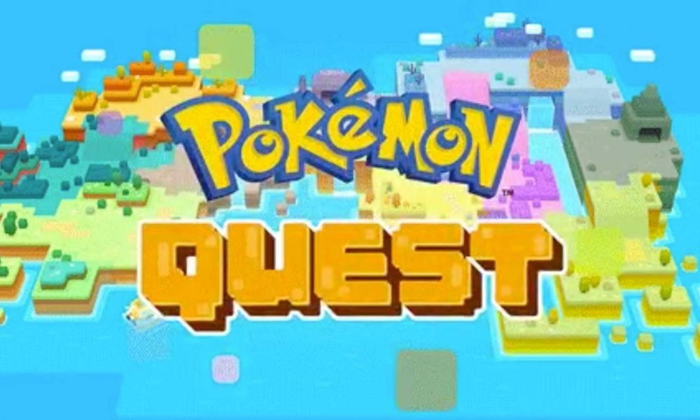 Now you can play 'Pokémon Quest' RPG on your Nintendo Switch