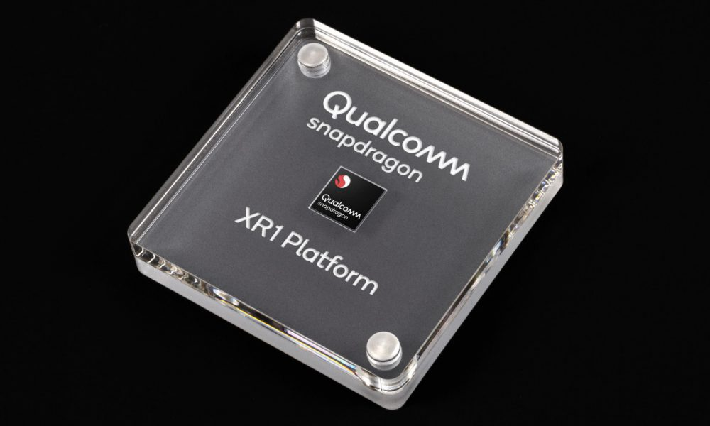 Qualcomm brings Snapdragon XR1, its first dedicated chip for AR and VR headsets
