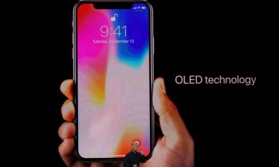 iPhones in OLED