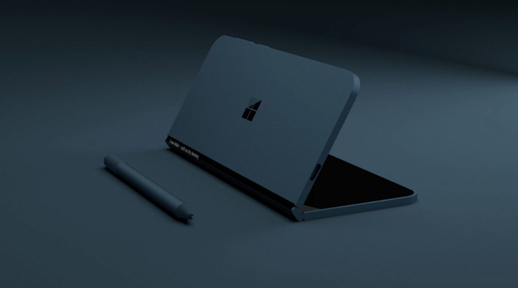 Pocketable Surface Device