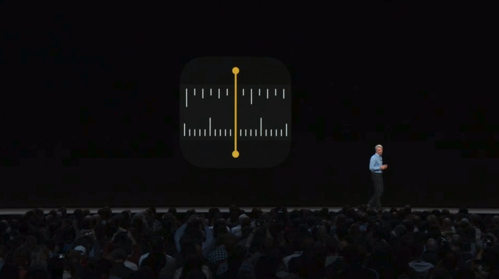 Apple Measure App