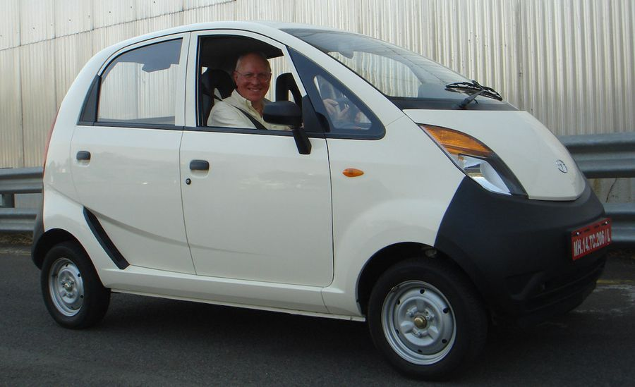 Tata will halt production of Nano in 2019
