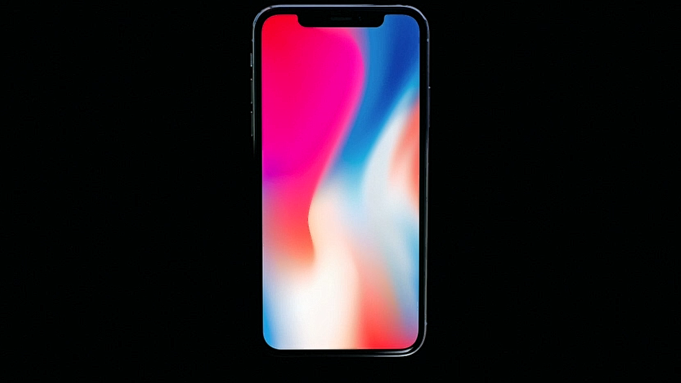 OLED featured iPhones
