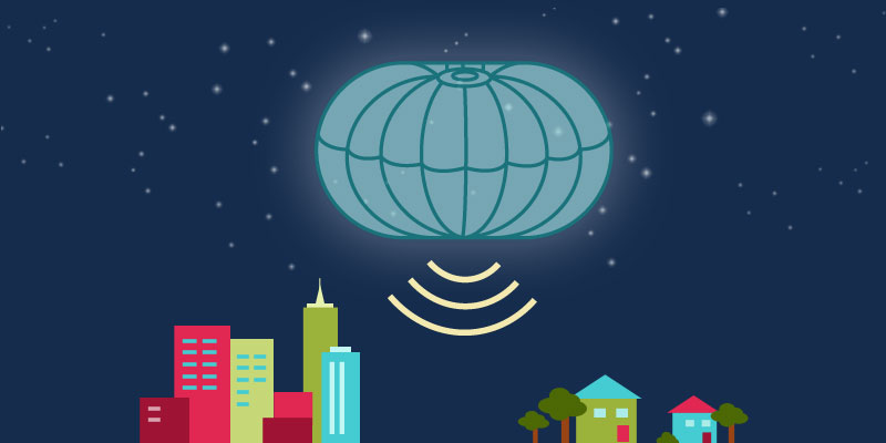 Google launches its internet balloon project Loon as a separate business unit