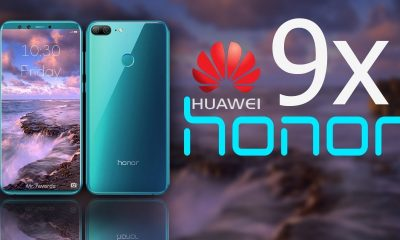 Honor 9X smartphone