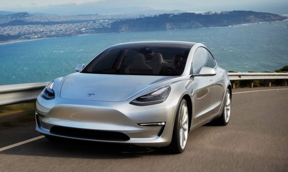 Elon Musk's Tesla made more than 5000 model 3s within a week.