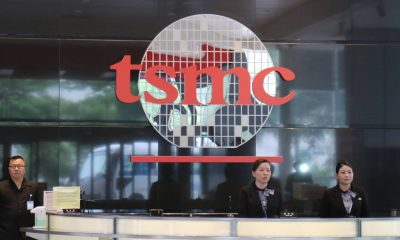TSMC shut down