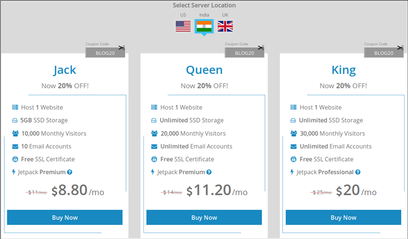 Host Your Website with USA's Best WordPress Hosting Company